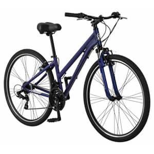 Schwinn Network Hybrid Bike, 1.5 Series, 15-inch Frame, Navy (S8219AZ) for $430