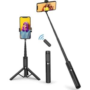 Atumtek 3-in-1 Selfie Stick for $25