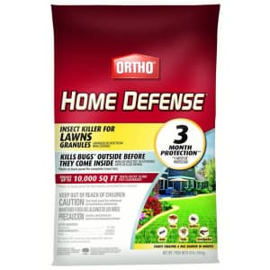 Ortho Home Defense Granules Insect Killer for Lawns 10-lb. Bag for $6.99 for members