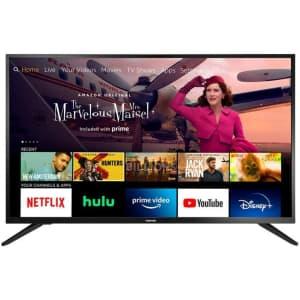 "Toshiba 32"" 720p Smart Fire TV for $140"