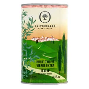 Extra Virgin Italian Olive Oil by Oliviers & Co. 500ml Can for $15