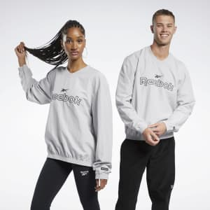 Reebok Unisex Classics Crew Sweatshirt for $20