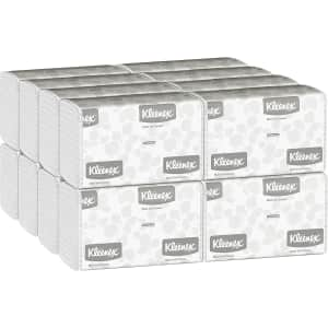 Kleenex 2,400 Multifold Paper Towels for $35