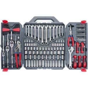 Crescent Tools 170-Piece Mechanics Tool Set for $125