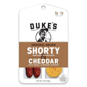 Duke's Sausages at Amazon: Up to 20% off via Sub and Save