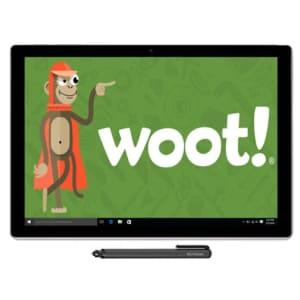 "Microsoft Surface Pro 4 Skylake i7 256GB 12.3"" Windows 10 Tablet for $850"