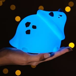 One Fire Dinosaur LED Night Light for $6