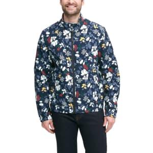 Tommy HilfigerMen's Stretch Club Jacket for $48