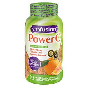 Vitafusion Power C Gummy Vitamins, 150 Count Vitamin C Gummies (Packaging May Vary), Absolutely for $10