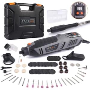 Tacklife Rotary Tool Kit for $30