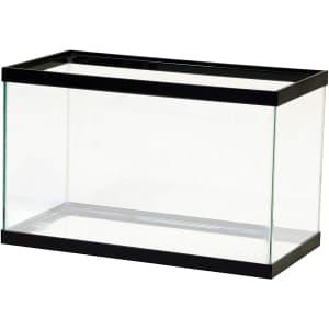 Aqueon 10-Gallon Aquarium for $10