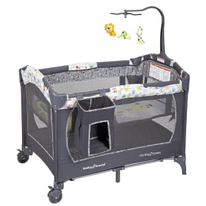 Baby Trend Nursery Center for $47