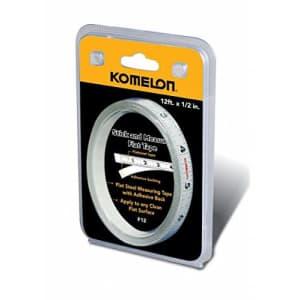 Komelon 12 ft. L x 0.5 in. W Tape Measure 1 pk for $8