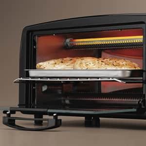 Hamilton Beach, Black Proctor Silex 4-Slice Toaster Oven, (31118R), One Size for $59