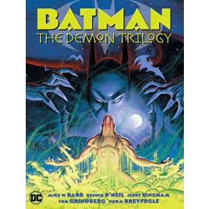 ComiXology Batman Day Sale: up to 83% off