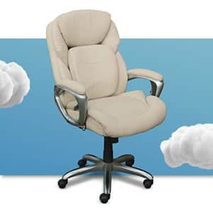 Serta My Fit Executive Office Chair with 360-Degree Motion Support for Lumbar, Adjustable Ergonomic for $292
