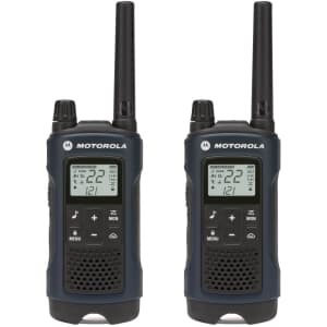 Motorola Talkabout Rechargeable 2-Way Radio Pair for $79