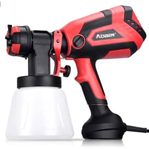 Aoben 750W Electric Paint Sprayer for $30