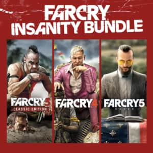 Far Cry Insanity Bundle for PS4: $17.99
