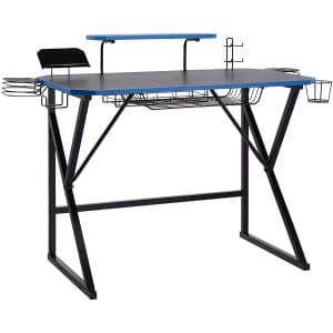 Amazon Basics Gaming Computer Desk for $92
