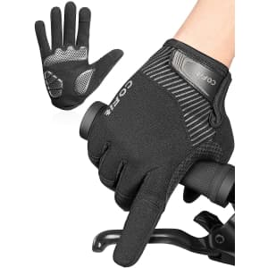 Cofit Anti-Slip Cycling Gloves for $9