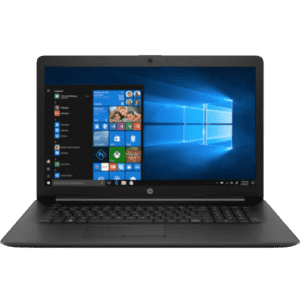 """HP Ryzen 7 17.3"""" Touch Laptop for $610"""