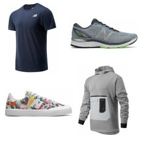 Joe's New Balance Outlet Sale at eBay: apparel from $9, shoes from $16