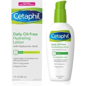Cetaphil Face Moisturizer 3-oz. Bottle for $9.73 via Sub & Save