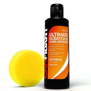 Carfidant Ultimate Scratch and Swirl Remover 8.4-oz. Bottle for $19 via Sub & Save