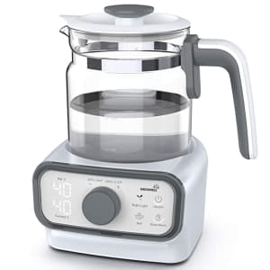 Grownsy 1.3-Liter Electric Warming Kettle for $65