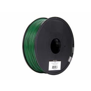 Monoprice PLA Plus+ Premium 3D Filament - Pine Green - 1kg Spool, 1.75mm Thick   Biodegradable   for $32
