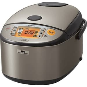 Zojirushi 1.8-Liter Induction Heating System Rice Cooker and Warmer for $291
