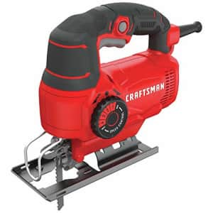 CRAFTSMAN Jig Saw, 5.0-Amp (CMES610) for $50