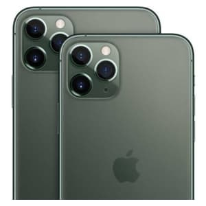 Apple iPhone 11 Pro for Verizon, AT&T or Sprint w/ Trade-in at Best Buy: Up to $500 off