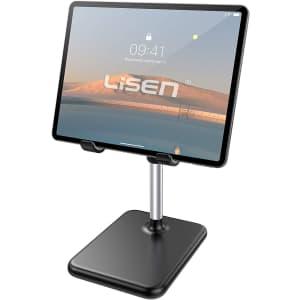 Lisen Adjustable Tablet Stand for $20