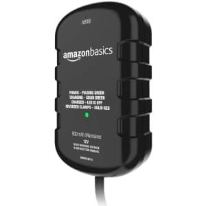 Amazon Basics 12V 800mAh Battery Charger for $19
