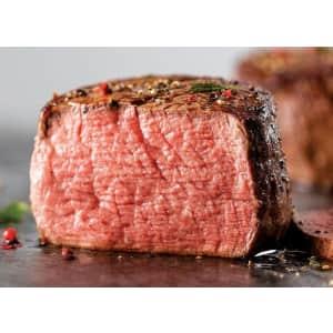 Omaha Steaks 25-Piece Butcher's Cut Assortment for $160