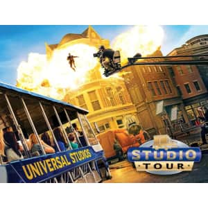 Universal Studios Hollywood Admission Ticket at Groupon: Up to $30 off