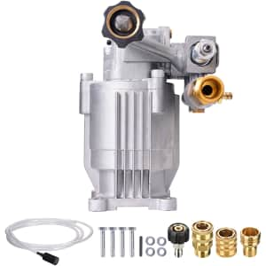 Tool Daily 2.4GPM Pressure Washer Pump Replacement for $60