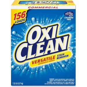 OxiClean Versatile Stain Remover Powder for $8.44 via Sub & Save