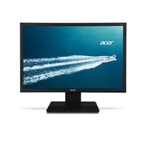 "Acer V206WQL b 19.5"" HD (1440 x 900) IPS 16:10 Aspect Ratio Monitor (VGA port) for $216"