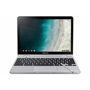 "Samsung Chromebook Plus V2 2-in-1 Laptop- 4GB RAM, 64GB eMMC, 13MP Camera, Chrome OS, 12.2"", 16:10 for $319"