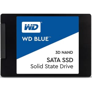 "Western Digital Blue 2TB 3D NAND 2.5"" SSD for $173"