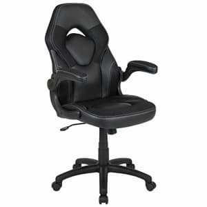 Flash Furniture X10 Gaming Chair Racing Office Ergonomic Computer PC Adjustable Swivel Chair with for $116