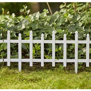 Southern Patio 1- x 2-Ft. Cape Cod Composite Fencing 18-Pack for $39