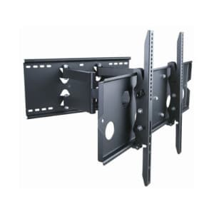 Monoprice Titan Series Full-Motion Articulating TV Wall Mount Bracket for TVs 32in to 60in Max for $48