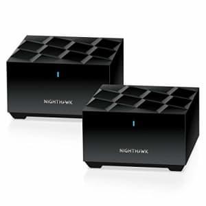 Netgear Nighthawk AX1800 Mesh Wi-Fi 6 System for $170