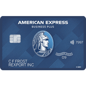 The Blue Business® Plus Credit Card from American Express: Earn 15,000 rewards points