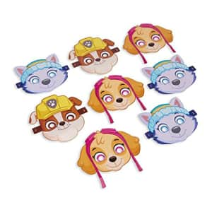 American Greetings Paw Patrol Party Supplies for Girls, Paper Masks (8-Count) for $14