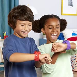 Little Tikes Tobi 2 Robot Red Smartwatch with Head-to-Head Gaming, Advanced Graphics, for $55